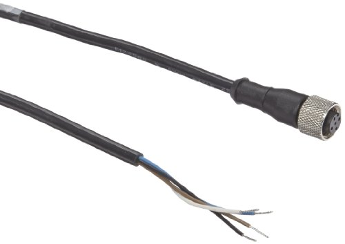 Banner MQDC-406 EZ Light Indicator Quick Disconnect Cable, D