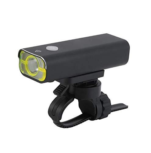 Shi18sport - Linterna para Bicicleta (aleación de Aluminio, Resistente, luz Nocturna)
