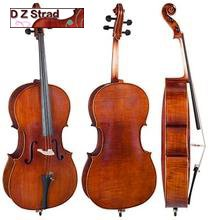 D Z strad Cello Model 150 Handmade 4/4 Full Size Handmade by prize winning luthiers