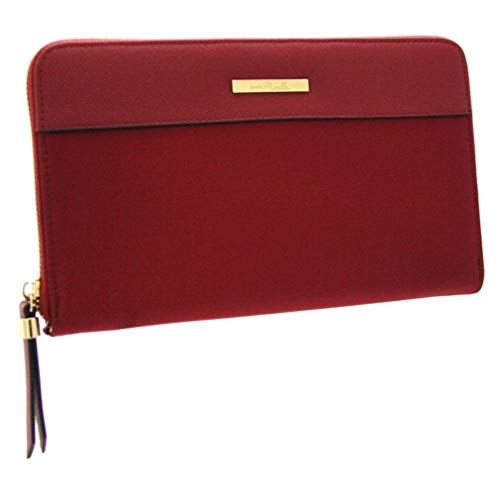 Simply Noelle Jet Setter Collection RFID Wallet - Red ()