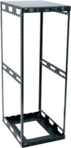 6Slim 5 Series Equipment Rack Enclosure Rack Spaces: 29U Spaces, Depth: 26'' by Middle Atlantic