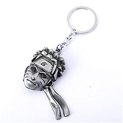 Amazon.com: THACOR Naruto Key Chain Ninja Key Rings for Gift ...