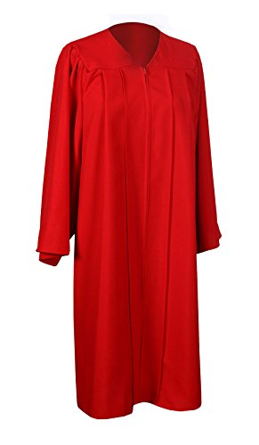 (GraduationForYou Unisex Adults Choir Robes Graduation Matte Gown)