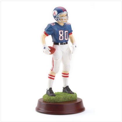 Gift Warehouse Football Boy Figurine - Style 36177