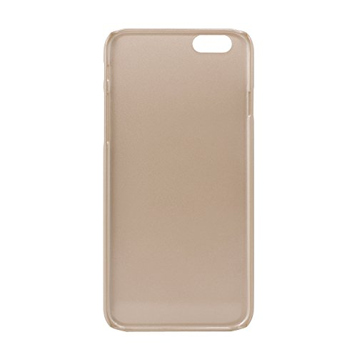 "iProtect Apple iPhone 6 (4,7"") Hülle Glitzer Flash Sparkle Hard Case Schutzhülle gold"