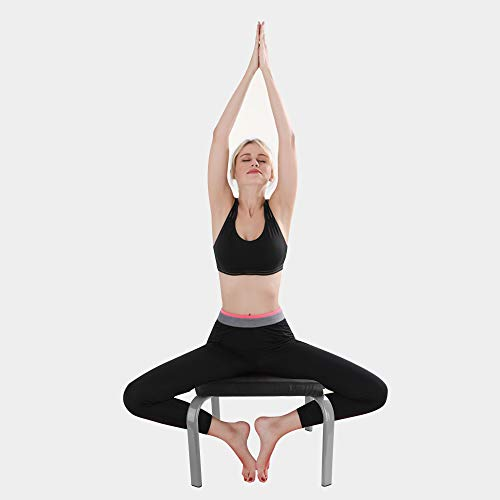Scool Yoga Headstand Bench Yoga Inversion Chair Great for Workout, Fitness and Gym by Scool (Image #5)