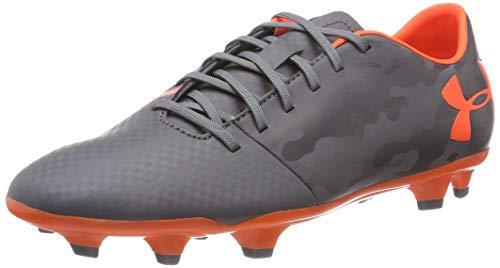 101 Fg graphite Magma Gris Dl Orange Armour Footbal Homme De Under Chaussure Spotlight Ua Pour qPBz64n