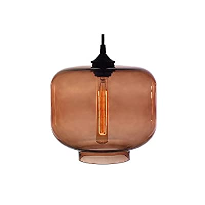 "Whse of Tiffany LD4673 Xavier Chandelier, 15.0"" x 12.0"" x 10.0"", Brown - Setting: Indoor Fixture finish: Other Number of lights: One (1) Requires One (1) x 60 watts (included) Dimensions: 10 Inch high x 15 Inch long x 11.5 Inch wide - kitchen-dining-room-decor, kitchen-dining-room, chandeliers-lighting - 31MS6OrFPTL. SS400  -"
