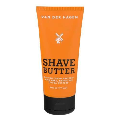 Van Der Hagen Shave Butter - 6 Fl Oz (Pack of 14) by Generic