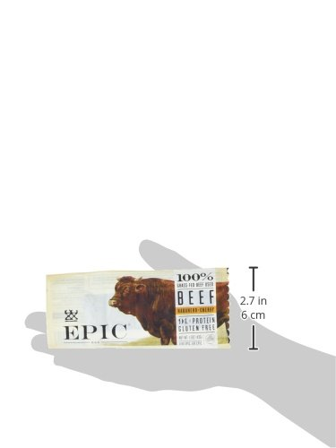Epic All Natural Meat Bar, 100% Grass Fed, Beef, Habanero & Cherry, 1.5 ounce bar by Epic Provisions (Image #6)