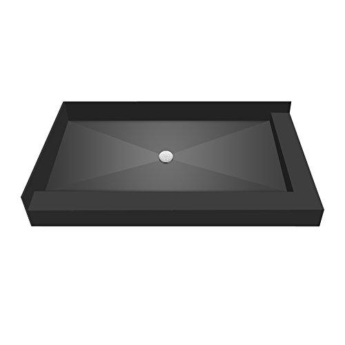 Tile Redi USA 3460CDR-PVC Redi Base Shower Pan with Center D