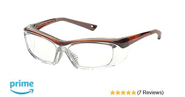 58 Replacement Safety Glasses Hilco OnGuard OG220S Dust Dam Black