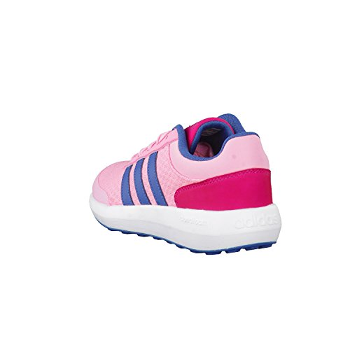 adidas Cloudfoam Race K, Zapatillas Unisex Niños Rosa (Rossua/azubas/rosfue)