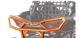 Polaris 2879452-589 Orange Extreme Rear Bumper Attachment