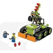 Lego Power Miners Exclusive Limited Edition Set #8707 Boulder Blaster