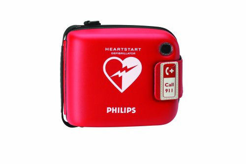 Philips Heartstart Frx Semi Automatic Defibrillator Rigid Carry Case by HeartStart