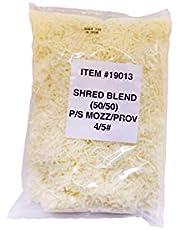 Dutch Garden, Mozzarella & Provolone Shredded Cheese Blend, 5 Lb