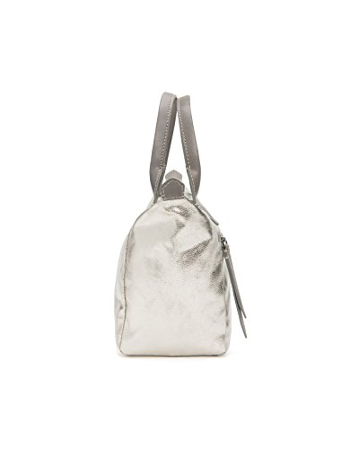 Nylon Satchel Handbag Small FRYE Ivy Pewter fn0wSqUAU
