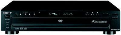 Sony DVP-NC625/B 5-Disc DVD/CD Changer, Black from Sony