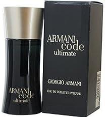 ARMANI CODE ULTIMATE by Giorgio Armani EDT SPRAY 1…  66.00 66.00. Bestseller e3993efffdd61
