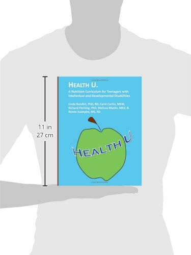 Health U.: A Nutrition Curriculum for Teenagers with Intellectual ...