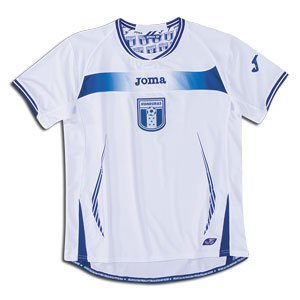 promo code 2e2e8 37748 Amazon.com : Joma Honduras Youth Home Jersey 10/11 WHITE ...
