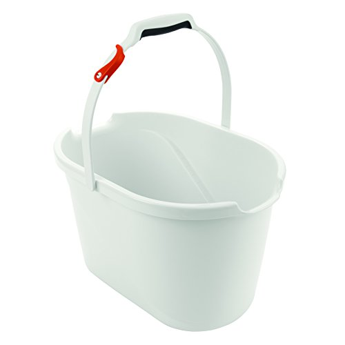 - OXO Good Grips Angled Measuring Mop Bucket, 4 Gallons