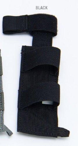 Milspec Molle - MSM Pouch Plus Tourniquet & Shear Carrier (Black)
