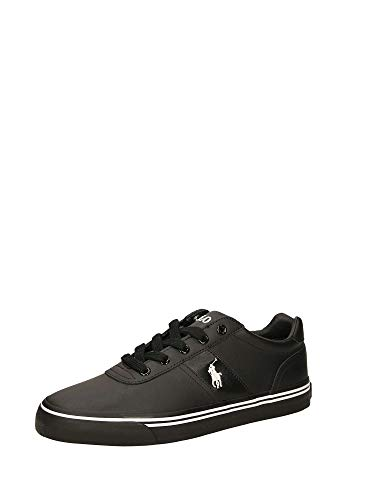 Homme Pour Sneakers Noir Ralph Hanford Lauren qtCIA