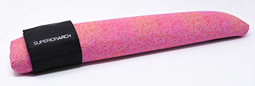 SuperiorArch Superior Arch Foot Stretcher for Ballet and Gymnastics, Spring Pink