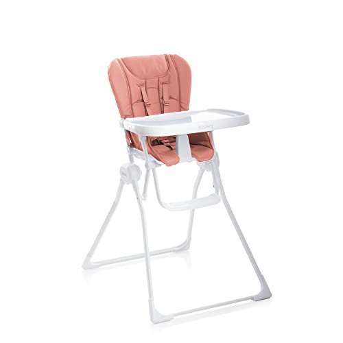 Discover Bargain JOOVY Nook High Chair, Coral