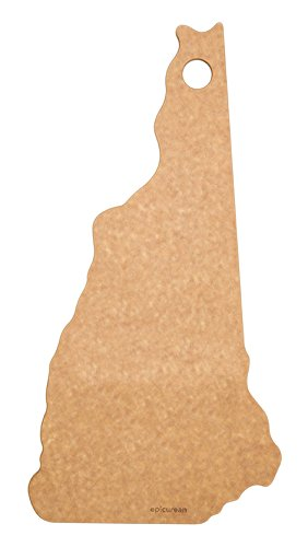 Epicurean State of New Hampshire Cutting and Serving Board, 17.5 by 9