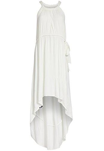 Small Weiß Sans Robe Nu Khujo Dos Femme Manche 7wCZ8tqxY