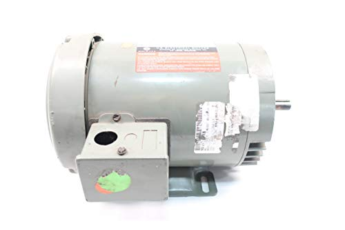 US MOTORS F020 UNIMOUNT 125 AC Motor 56C 3PH 1-1/2HP 1730RPM 230/460V-AC