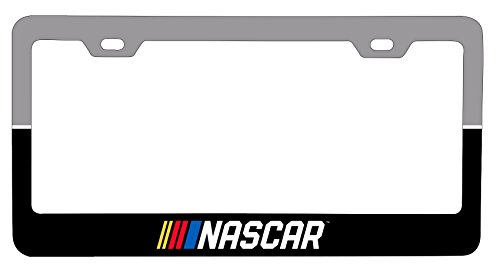 Nascar Gift Tags (Nascar Metal License Plate Frame)