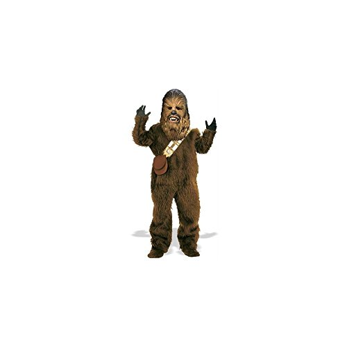 [Costumes For All Occasions Ru82019Sm Chewbacca Dlx Child Small by Unknown] (Wookie Costumes)