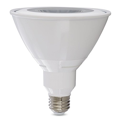 Verbatim PAR38 High CRI Warm White 3000K LED Bulb with 25-Degree Beam Angle, Replaces 120W, Dimmable 98852 (Techno Design Led)