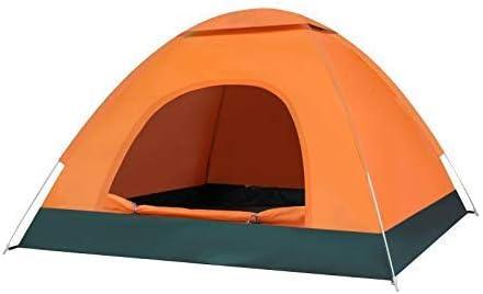 Automatische Pop-Up Camping Tenten 2-3 Mensen 100% waterdicht Easy Set Up li (Color : A) F