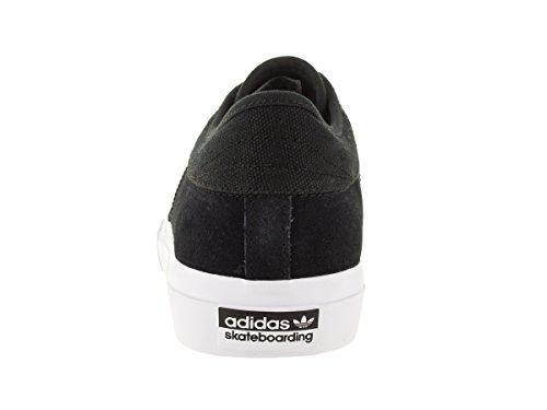 Adidas Men's Matchcourt Skate Shoe Cblack/Cblack/Ftwwht EZpwuF10D