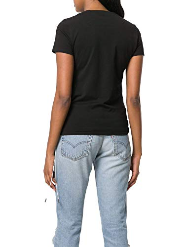 Aawts0010001 Donna Nero T Alyx shirt Cotone tEYq7