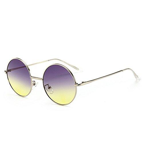 de circulares Uno rayos UV de sol resistentes sol graduadas gafas forma gafas de sol Gafas a Shop de gradual Gafas 6 los HnXq0HWCg