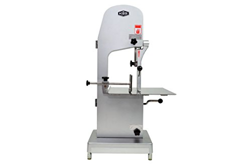 meat band saw with meat grinder - 5