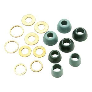 Ace Cone Washer Assortment with Friction Rings, 49279, 4 -