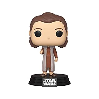 Funko Pop! Star Wars: Star Wars: ESB- Leia (Bespin), Multicolor