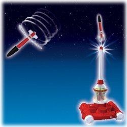 (Lights & Sound Hydrogen Fuel Rocket Set by Estes)