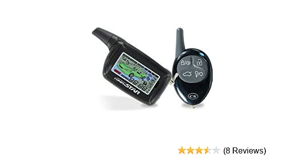 Amazon.com: Compustar CS6102-AS 2 Way LCD Remote pager Car ...