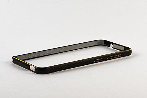 size 40 61d4f d0831 Videotronix Generic Aluminium Metal Bumper Frame Case Cover Pouch for HTC  Desire 826 Black