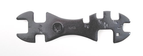 Hobart 770078 Welding Oxy-Acetylene Wrench - Tank 10 Way (Oxy Acetylene Tanks compare prices)