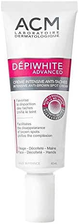 ACM Laboratoires DEPIWHITE Advanced Intensive Anti-Brown Spot Cream 40ml Skin Beauty Gift