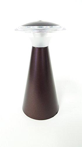 ULINE Touch LED Lantern, Bronze